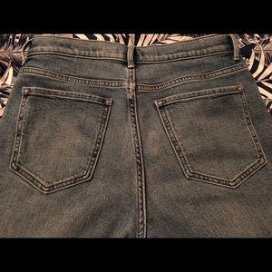 Banana Republic Jeans - Banana Republic Straight Fit High-Rise Jeans
